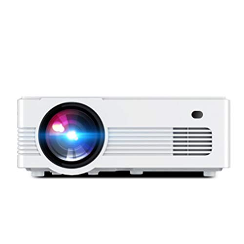 Mini HD Projector(Optional Android 10 TV Box),150inch Home Theater,Portable LED for Phone 1080P 3D 4K ( Size : Without TV BOX )