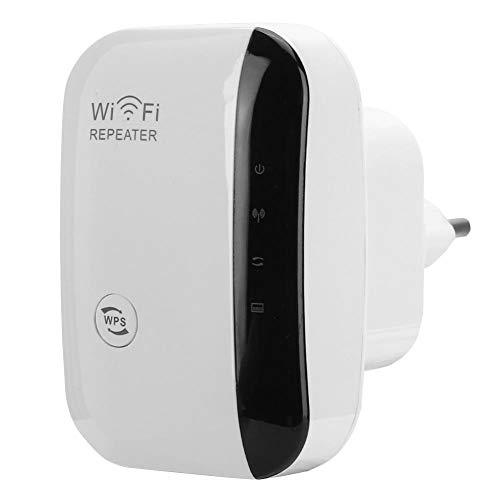Wi-Fi Repeater Extender-versterker, 2,4 GHz 802.11 AP, 300 Mbps Wi-Fi Repeater Expander, 110~230 volt aansluiting, Geschikt voor mobiele telefoon/tablet/pc