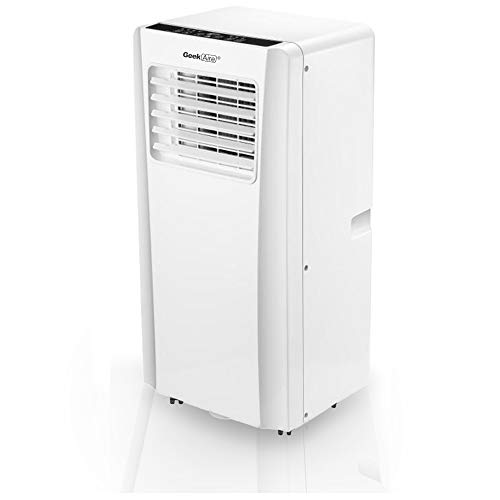 Geek Aire, 0.7 Ton Portable AC with Easy Self Installation Process, White