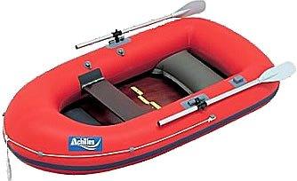 アキレス(Achilles) EC2-521 レッド ボート単体 2名/船内長137 EC2-521