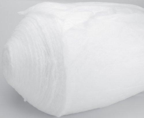 Air Lite Polyester Batting Low to Medium Loft 4.4oz Per Yard-48 X40 Yards