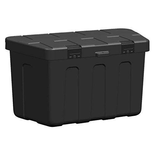 ProPlus 340061- Caja de Almacenamiento de plástico con Barra de tracción