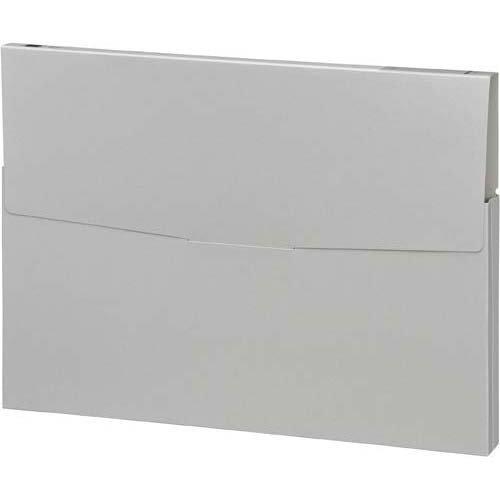 コクヨ ケースファイル 高級色板紙 A4縦 灰 30冊