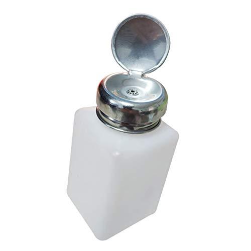 MERIGLARE 200ml Démaquillant Pour Vernis à Ongles Distributeurs De Pompe Bouteilles