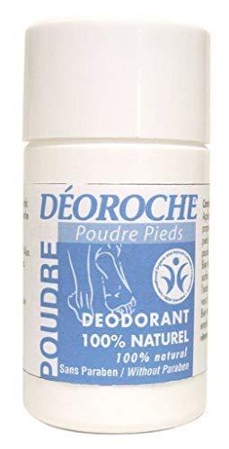 Deoroche Desodorante Pies Polvo 50 Gr Bio 50 Gr 50 ml