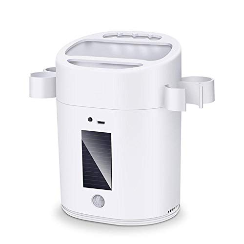 Sterilizzatore intelligente multifunzionale per stoviglie da cucina a carica solare, mini armadio per la disinfezione delle posate