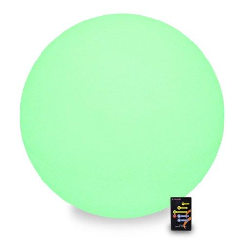 LED RGB Gartenkugel 40cm mit Farbwechsel für Garten o. Wohnbereich