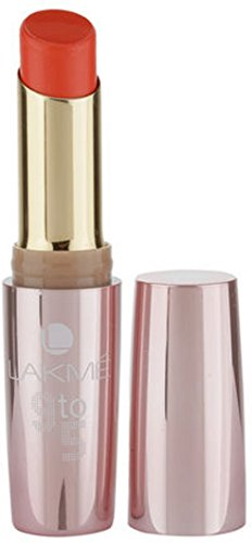 Lakme 9 To 5 Matte Pink Slip Lip Color 3.6ml