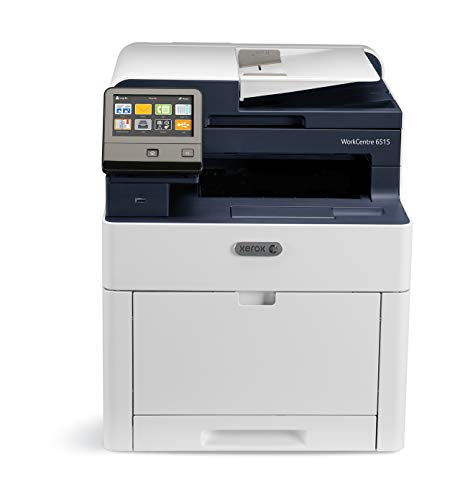 Xerox WorkCentre Imprimante Couleur Multifonctions 6515, A4, 28/28ppm, Recto Verso, USB/Ethernet/sans Fil, Toner sous contrat