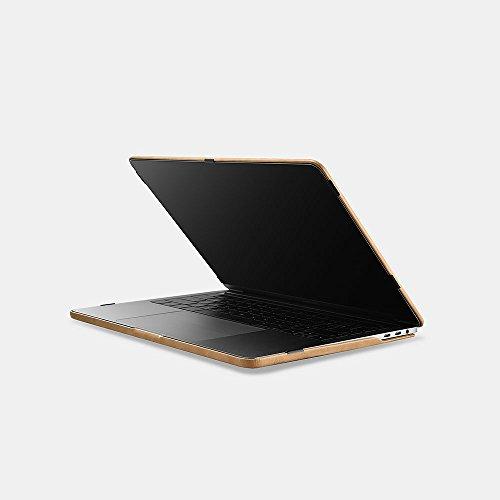 【マーサリンク】iCARERMacBookPro13インチ2017/2018/2019対応タッチバーモデル専用ハンドメイドマイクロファイバーレザーケース上下カバースリムRMA1332017MacBookPro13inchMicrofiberSlimSeries(ブラック、レッド、カーキ、パープル)4カラ―選択(MacBookPro13インチ2017