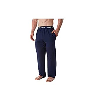 Polo Ralph Lauren Supreme Comfort Knit PJ Pants Cruise Navy/Red Pony Player MD