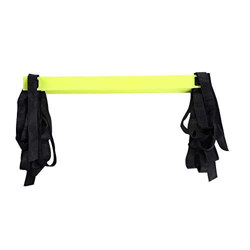 soloplay Escalera de coordinación Agility Speed Ladder Strap Entrenamiento Fitness Aparatos 6/7/8/9/12/14 peldaños, para más velocidad y coordinación en el fútbol