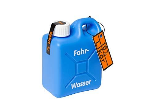 Weisenbach - Reserve-Kanister - Fahrwasser - Likör 16% vol.