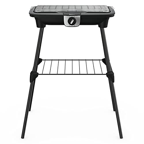 Tefal EasyGrill XXL Barbecue électrique pieds Large...