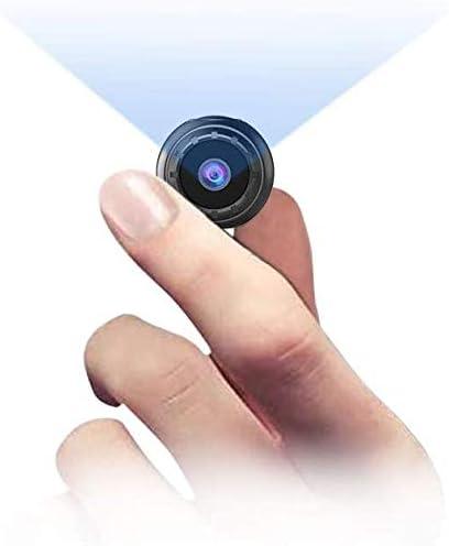 Mini Hidden Cameras - Spy Camera, NIYPS 1080P Wireless Body Nann