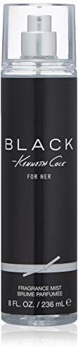 Kenneth Cole Black Women's Body Mist Spray, 8 Ounce