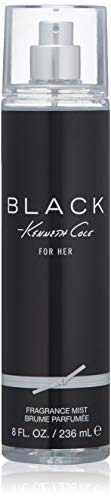 Kenneth Cole Black Women's Body Mist Spray, 8 Ounce