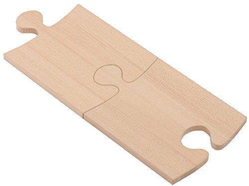 Set 2 Taglieri in legno'Puzzle Wood'