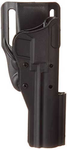 Tactical Solutions Holster Low Ride Fits Ruger MK Series Ambidextrous Gun Belts, Black