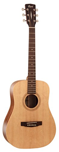 Cort 6 String Acoustic Guitar, Right Handed, 7/8 Dreadnought (EARTH 50 OP)