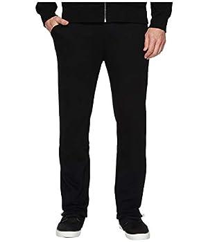 Polo Ralph Lauren Mens Fleece Athletic Pants 710548562-002 Polo Black Large