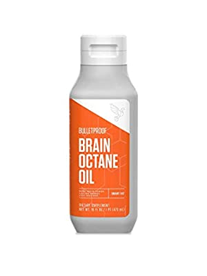 Bulletproof Upgraded Octane Oil 473ml (Formerly Brain Octane)