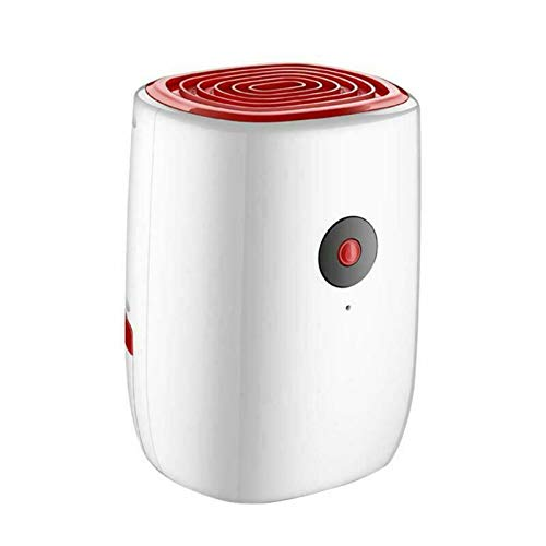 Purchase Manoch 800ml Portable Mini Dehumidifier for Home, Basement, A Room, Ultra-Quiet New Materia...