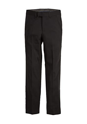 s.Oliver RED LABEL Jungen Slim: Waschbare Anzughose black 146.SLIM