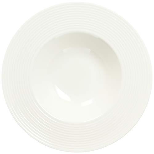 リベラ 24cm スープ プレート 白い食器 日本製