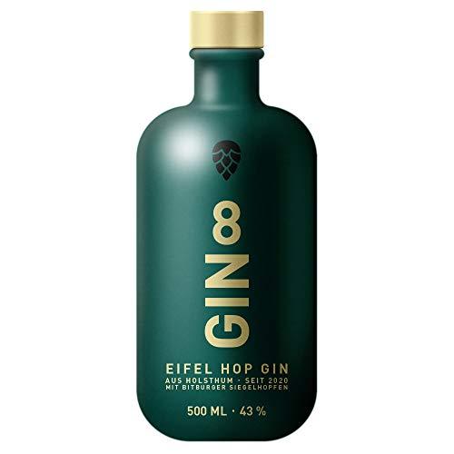 GIN 8 - Der Hopfengin aus der Eifel (500ml 43% Vol.)