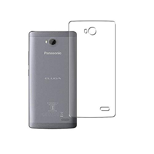 Puccy 2 Pack Back Screen Protector Film, compatible with Panasonic ELUGA Tapp TPU Guard Cover ( Not Tempered Glass/Not Front Screen Protectors)