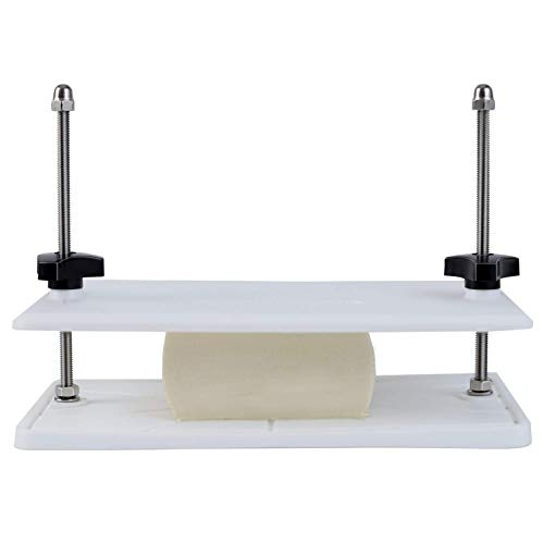 Tofu Press - Easily Removes Water from Tofu for a Better Taste & Texture. This Tofu Presser is Simple to Use and is easy to clean.