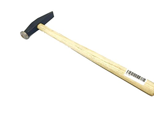 EuroTech Goldsmith Hammer 2 cm Head Made In Germany