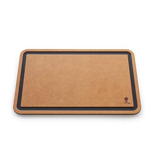 Weber 7005 Schneidebrett, 45 x 28 cm, passend für das SmokeFire Seitentisch-Zubehör