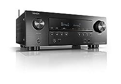 powerful Denon AVR-S950H Receiver 7.2ch (185W x 7) – 4K Ultra HD Home Theater (2019) | Music…