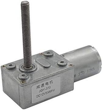 WHEEJE M650mm Self-Locking 6V 12v 24V Worm Speed DC Gear Motor 55% OFF Bargain