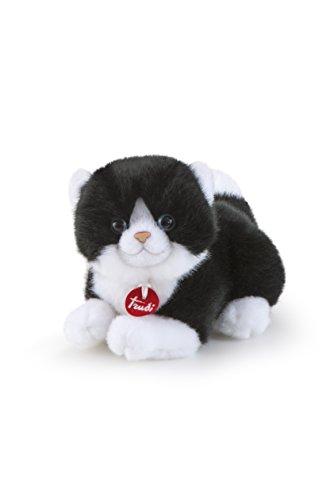 Trudi 51262 - Trudino Gatto bianco/nero
