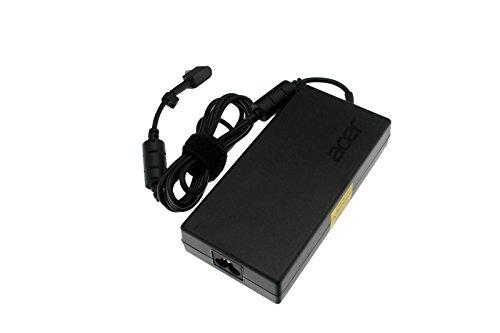 Acer - Cargador original para portátiles de la serie Predator Helios 300 PH317-51 (19,5 V, 9,23 A, 180 W)