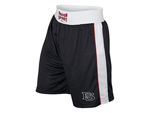 Paffen Sport Contest Boxerhose; schwarz/weiß; GR: L
