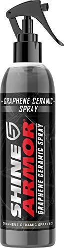 SHINE ARMOR Graphene Ceramic Spray...
