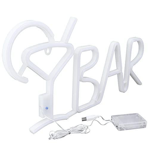 KASD Tubo de neón, Carga USB 24 Teclas Control Remoto Temporización Luces de neón IP45 Impermeable para Fiestas de cumpleaños para Banquetes para Discotecas para Otras escenas(Décimo)