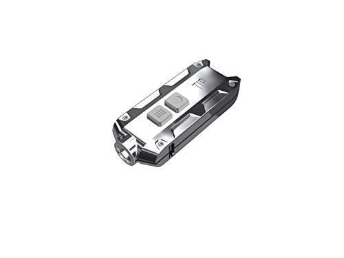 Nitecore Tip Edelstahl, Silber Taschenlampe, Einheitsgröße