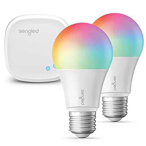 Sengled Smart Light Bulb Starter Kit, Smart Bulbs...