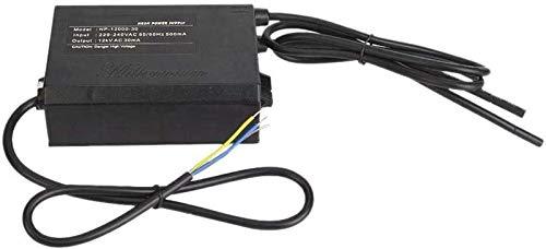 Auoeer Herramientas 1pc Light Light Sign Electronic Transformer Power Fuente P-12000-30 12kv 30ma Transformador