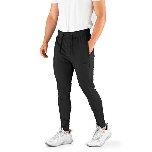 Contour Athletics Mens Joggers (Hydrafit) Track Pants Mens...