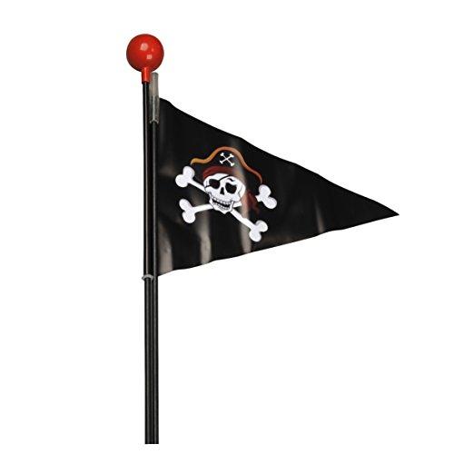 FISCHER Kinder Fahrradwimpel Pirat