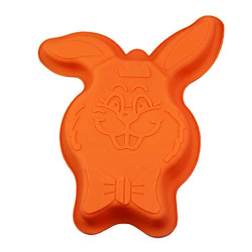 VOSAREA 3D Kaninchen Silikonform...
