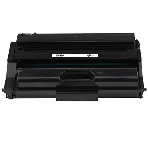 UniPlus Compatible Toner Cartridge Replacement for 406990 406522 Black High Capacity Work with Ricoh Aficio SP3400N SP3400SF SP3410DN SP3410SF SP3500N SP3500DN SP3500SF SP3510DN SP3510SF 6400 Pages