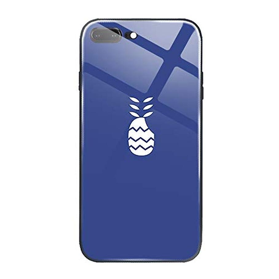 LiLing阿七 中野 三玖 風 iPhone X / 8/7/6 / Plus 携帯ケース ケース カバー 背面ガラス 鏡面 ミラー TPU 携帯カバー かっこいい 背面カバー