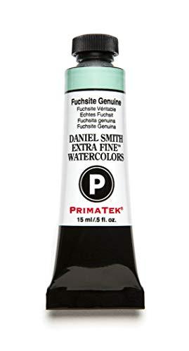 DANIEL SMITH Extra Fine Watercolor Paint, 15ml Tube, Fuchsite Genuine, 284600169
